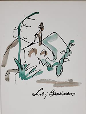 LUDWIG BEMELMANS ~ ORIGINAL ART (AUTHOR OF MADELINE)