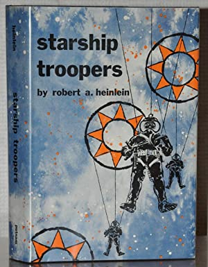 STARSHIP TROOPERS, SIGNED