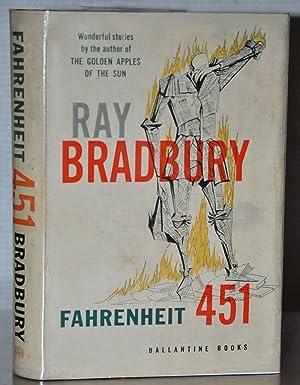 FAHRENHEIT 451, SIGNED: RAY BRADBURY
