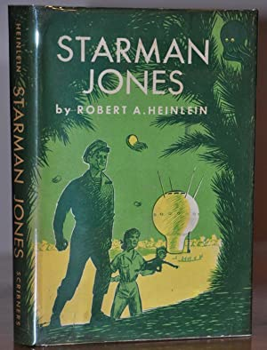 STARMAN JONES - FLAT SIGNED TO THE TITLE PAGE!