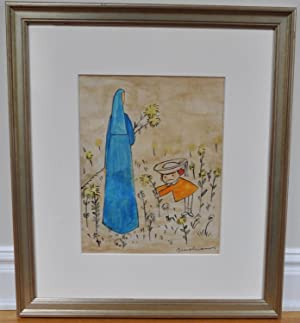MADELINE ~ Original Artwork by Ludwig Bemelmans