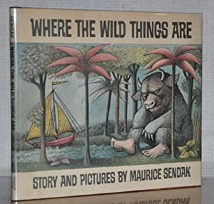 WHERE THE WILD THINGS ARE (FIRST STATE: MAURICE SENDAK