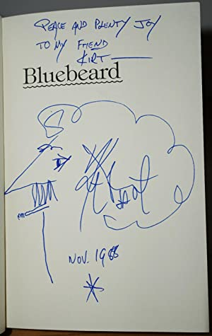 BLUEBEARD, SIGNED WITH A SELF PORTRAIT DRAWING