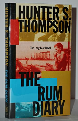 THE RUM DIARY (Signed by Hunter Thompson)