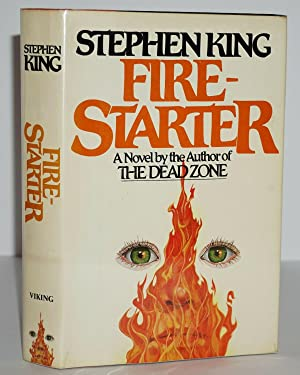 FIRE-STARTER (Signed in the Year of Publication)