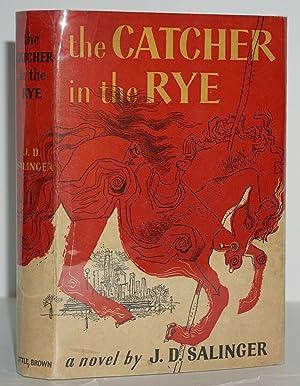 THE CATCHER IN THE RYE: J.D. SALINGER