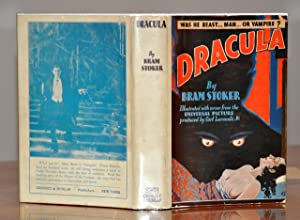 DRACULA (SIGNED BY TWO ACTORS OF THE: BRAM STOKER