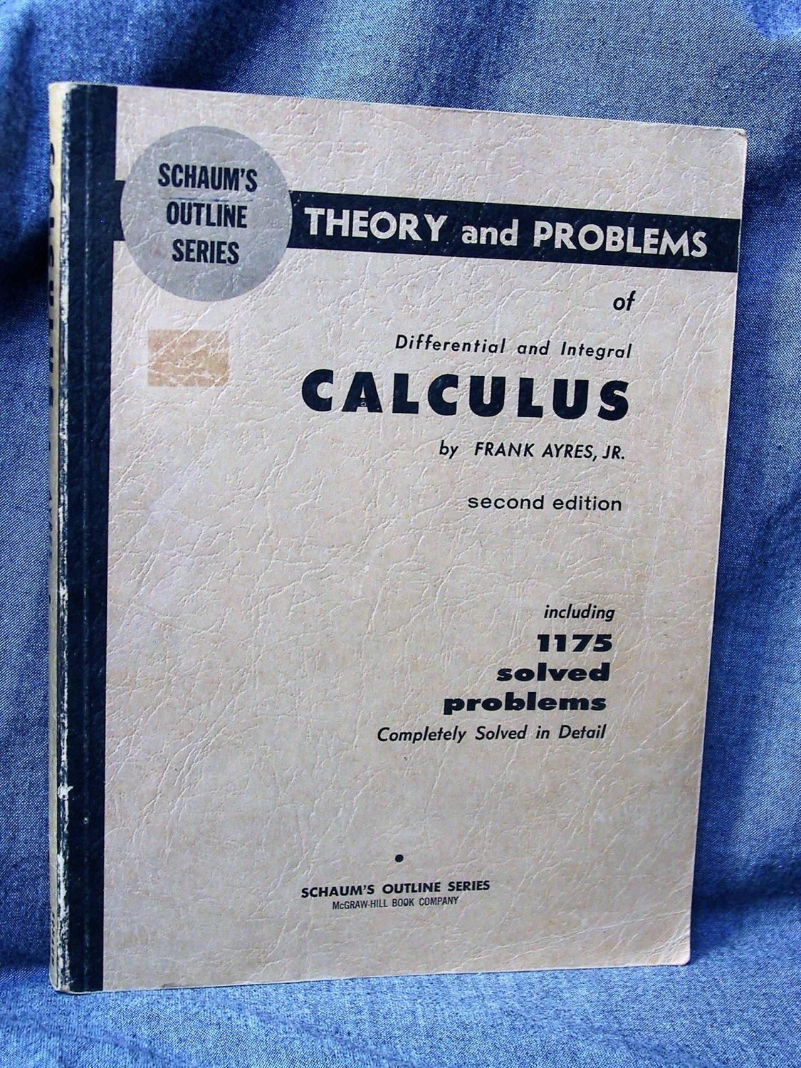 Schaum's Outline of Theory and Problems of