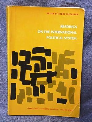 Foundations of Modern Political Science Series 19: Rosenbaum, Naomi (Edited