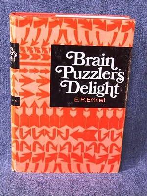 Brain Puzzler's Delight: Emmet, E. R.