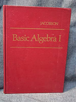 nathan jacobson basic algebra 1 pdf