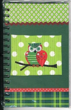 Studio 18 Olika Wire Bound 60 Sheet Journal