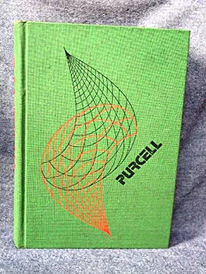Calculus with analytic geometry: Purcell, Edwin J.