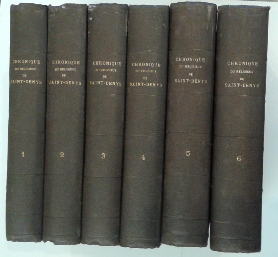 le Règne de CHARLES VI, de 1380 à 1422 Very Good Hardcover