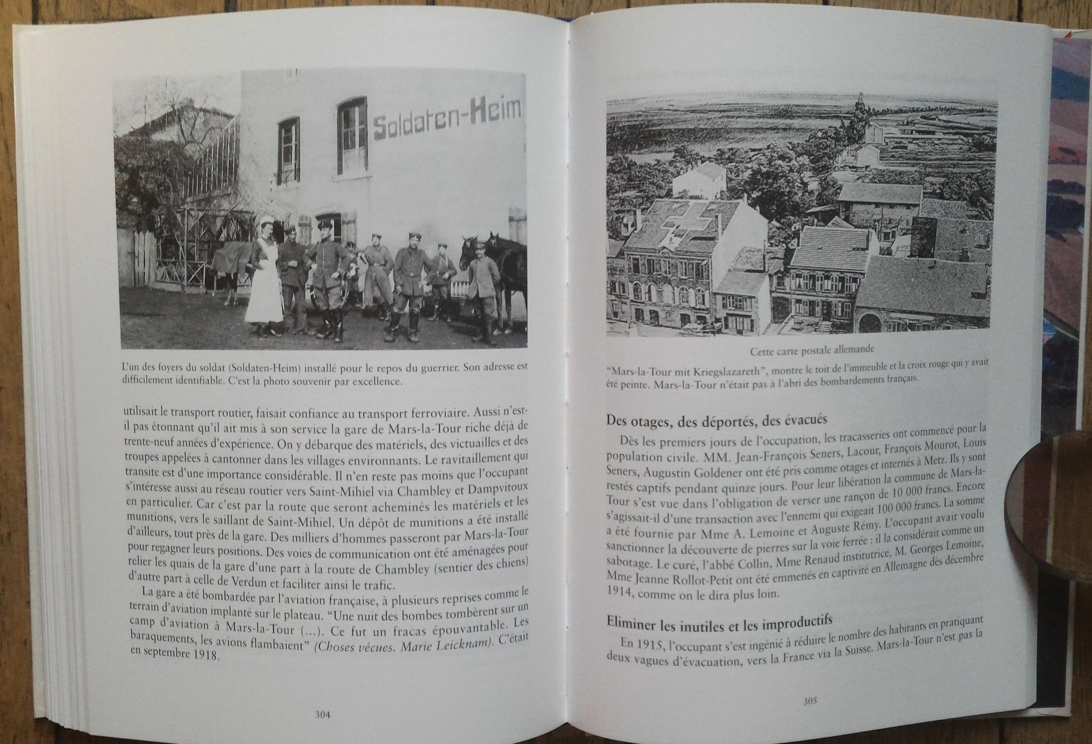 Mars La Tour.. Une place dans l'histoire de France - Huguette Max,François Heller