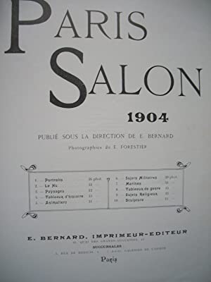 PARIS SALON 1904