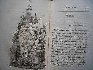 JEUNES VOYAGEURS en FRANCE ou Lettres sur: M. G.-B. DEPPING