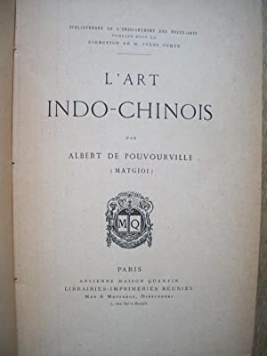 l'ART INDO-CHINOIS