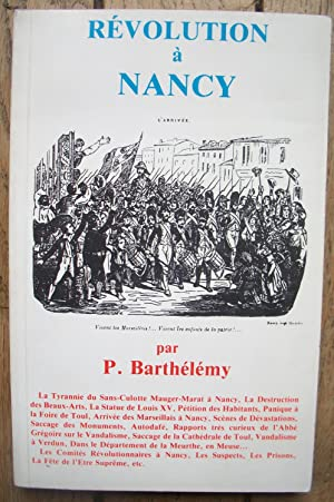 RÉVOLUTION à NANCY