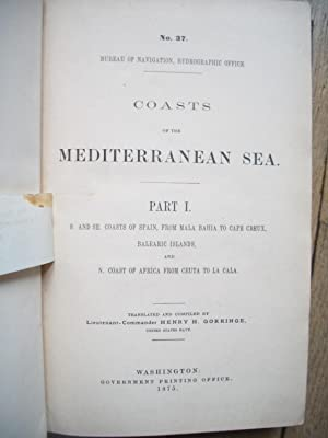 Coasts and Islands of the MEDITERRANEAN SEA