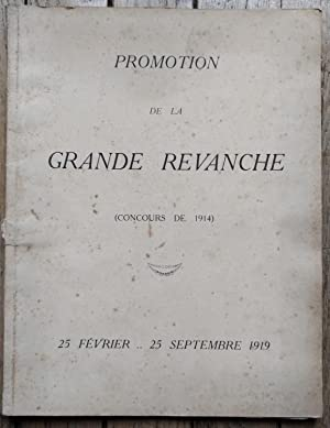 PROMOTION de la GRANDE REVANCHE - portraits de l'École Nationale de Saint-CYR