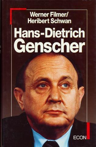 Hans-Dietrich Genscher.