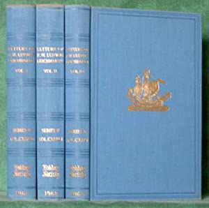 The letters of F. W. Ludwig Leichhardt. Collected and newly translated by M. Aurousseau.: ...