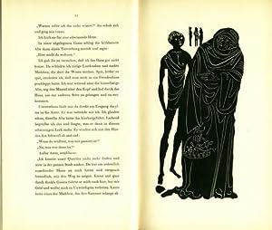 Satiricon. Aus dem Lateinischen übersetzt und mit Nachwort von Fritz Tech.: Petronius: