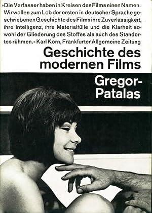 Geschichte des modernen Films.: Gregor, Ulrich und Enno Patalas: