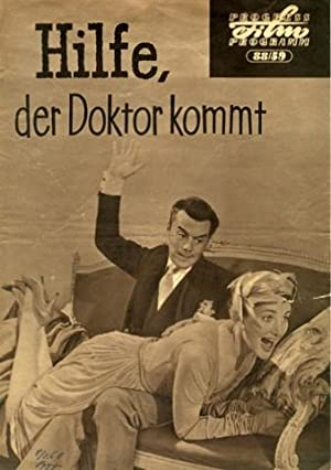Hilfe, der Doktor kommt [Doctor at large]. Progress Filmprogramm 88/59. Hrsg. vom VEB Progress Fi...