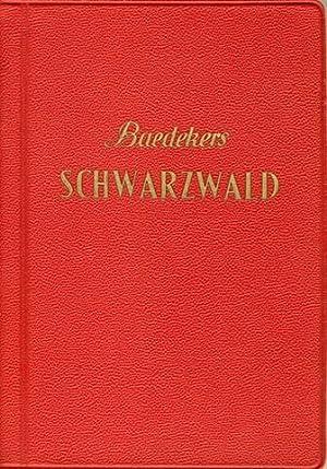 Schwarzwald - Odenwald - Neckartal. Reisehandbuch.: Baedeker, Karl: