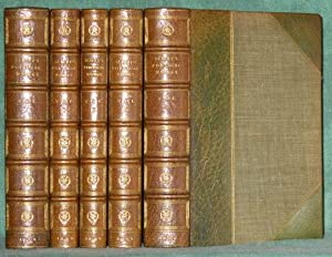 The Poetical Works of Sir Walter Scott. Edited with Memoir by John Dennis. In Five Volumes.: Scott,...