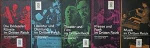 Die Bildenden Künste im Dritten Reich / Literatur und Dichtung im Dritten Reich / Theater und Film ...