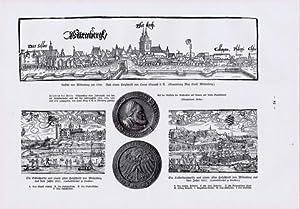 Martin Luther. Mit 384 Abbildungen, vorwiegend nach alten Quellen.: Luther, Martin - Schreckenbach,...