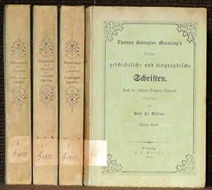Thomas Babington Macaulay's kleine geschichtliche und biographische Schriften. Nach der ...