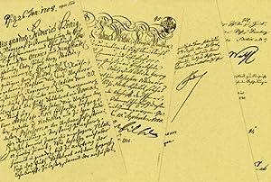 Handschreiben [aller preußischen Könige und deutschen Kaiser ab anno 1700 und unveröffentlichte ...