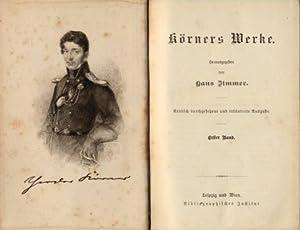 Werke. Hrsg. [und mit Vorwort und Einleitungen] von Hans Zimmer. Kritisch durchgesehene und ...