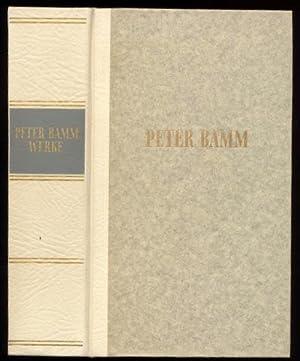 Werke.: Bamm, Peter: