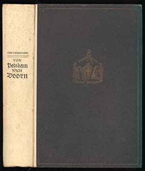 Von Potsdam nach Doorn.: Reventlow, Ernst [Graf] zu: