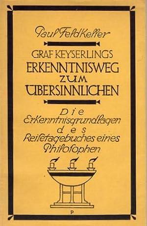Graf Keyserlings Erkenntnisweg zum Übersinnlichen. Die Erkenntnisgrundlagen des Reisetagebuches ...