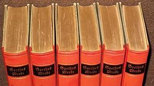 Werke in sechs Bänden. Im Auftrag der Goethe-Gesellschaft ausgewählt und hrsg. von Erich Schmidt. [...
