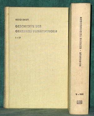 Geschichte der geheimen Verbindungen der neuesten Zeit. Fotomechanischer Nachdruck der Ausgabe ...