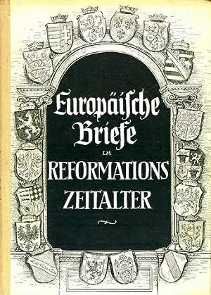 Europäische Briefe im Reformationszeitalter. Zweihundert Briefe an Markgraf Albrecht von ...