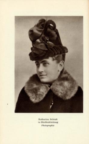 Briefe Kaiser Franz Josephs an Frau Katharina Schratt. Hrsg. von Jean de Bourgoing.: Franz Joseph I...