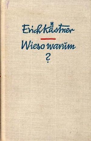 Wieso warum? Ausgewählte Gedichte 1928-1955.: Kästner, Erich: