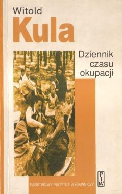 Dziennik czasu okupacji: Kula Witold
