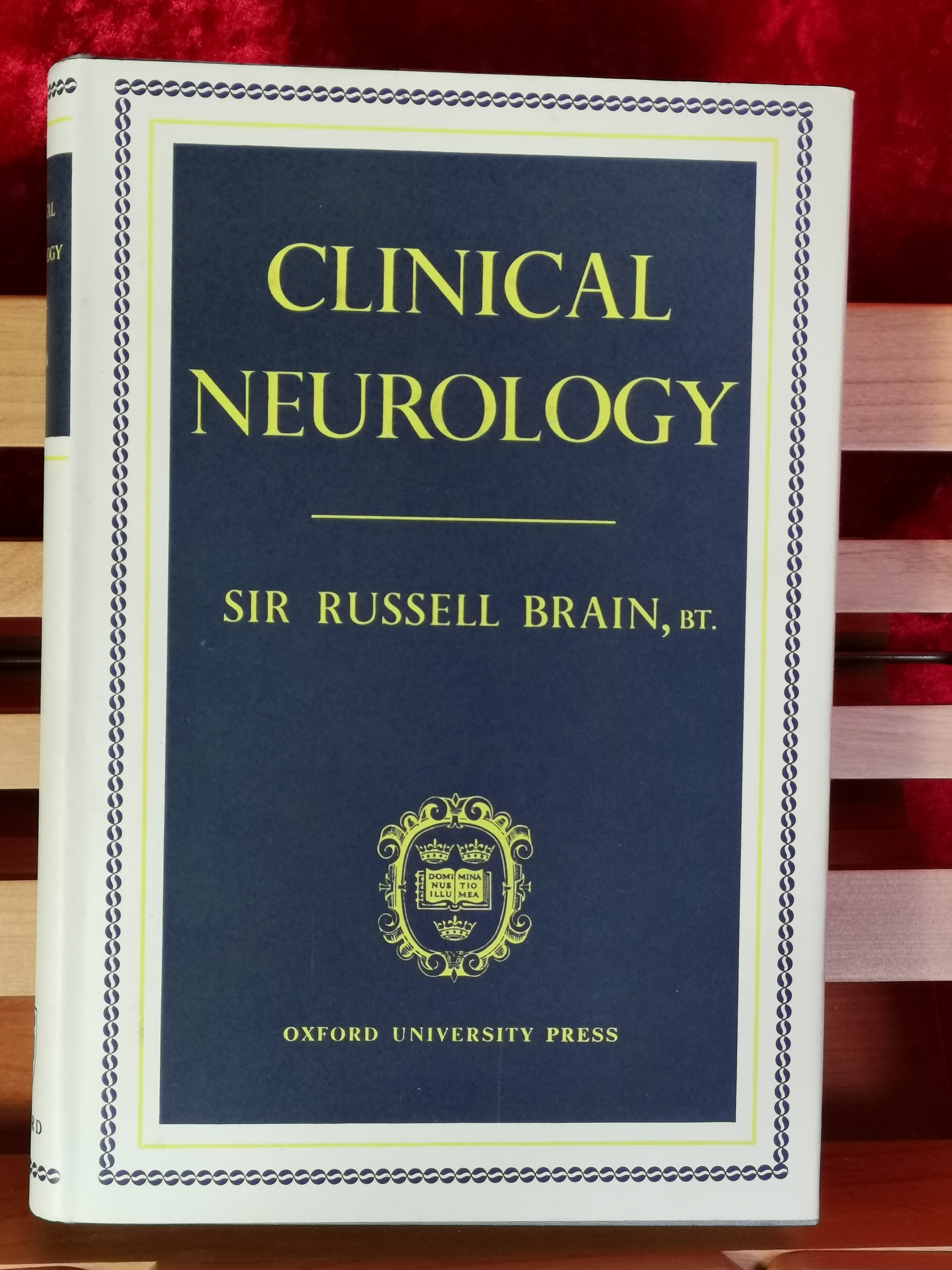 Russell Brain, 1st Baron Brain