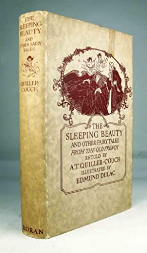 The Sleeping Beauty and Other Fairy Tales: Dulac, Edmund, illustrator).