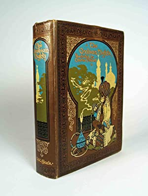 The Arabian Nights: Folkard, Charles, illustrator)