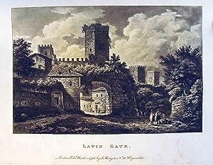 A Select Collection of Views and Ruins: Merigot, James]